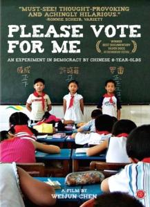 Please Vote for Me (2007)