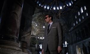 James Bond in the Hagia Sophia