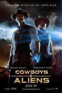 Cowboys & Aliens (2011)