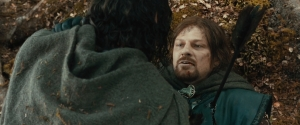 Boromir dies