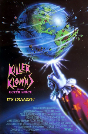 Killer Klown from Outer Space (1988)