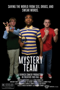 Mystery Team movie poster