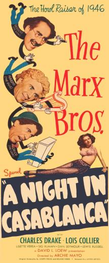 A Night in Casablanca (1946)