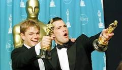 Affleck - Damon - Oscar
