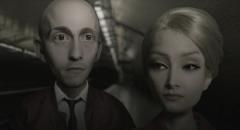 Metropia - Roger and Nina