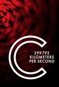 C: 299,792 km/s (2012)