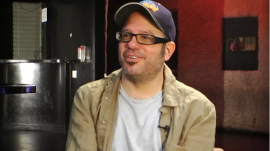 On the other hand, David Cross messing with the interviewer was pretty funny.
